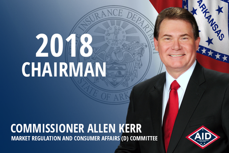 Kerr Named National Consumer Committee Chairman