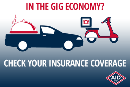 In the Gig Economy? Have the Right Insurance.