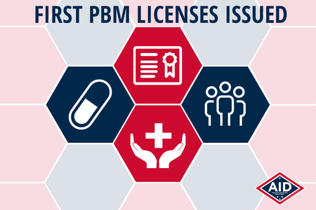 AID Issues First PBM Licenses