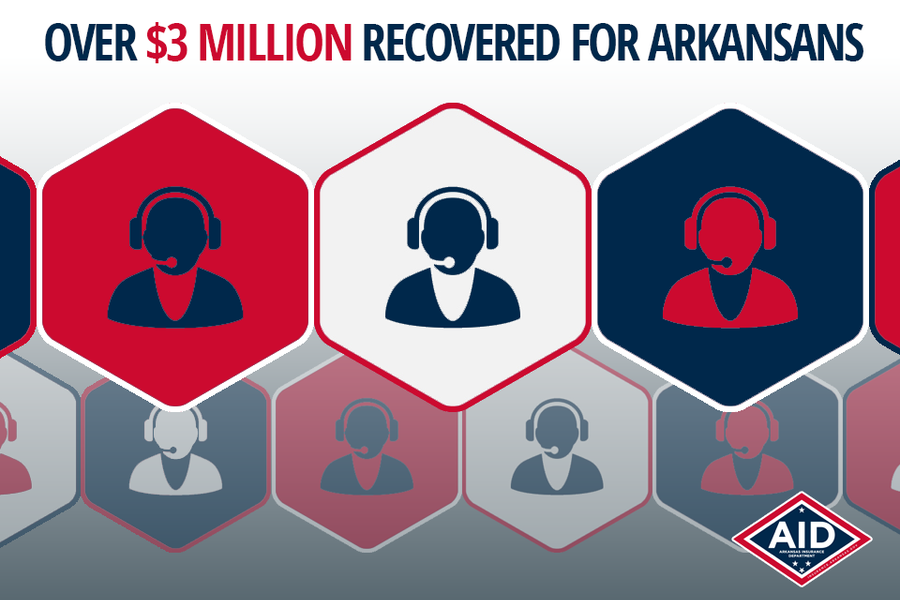 Consumer Services Recovers Over $3M for Arkansans