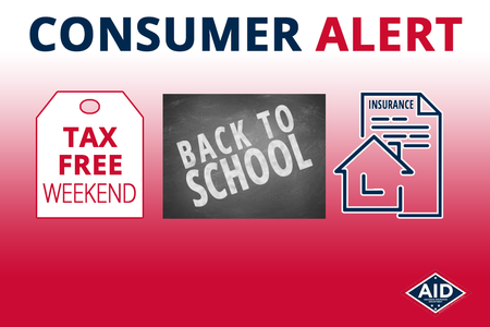 Protecting Back-to-School Buys On Tax-Free Weekend